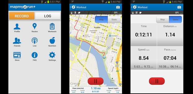 Top Android Apps 2014 on cyclemeter heart app, mio heart monitor app, star chart app, running app, alarm clock plus app, spark people app, gain fitness app, gym hero app, light magnifier app, map with legend scale title, keeper app,